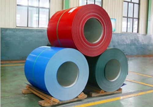 Color steel coils